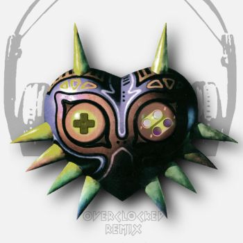 Majora's Mask OC ReMix Album Art by Halfingr