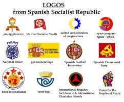 Logos from Spanish Socialist Republic by dlink97