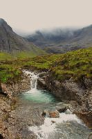 Fairy Pools by GeekySqueaky