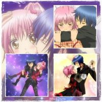 Ikuto and Amu by Tasa96