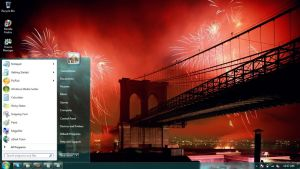 Bridges-3 Windows 7 themes by windowsthemes