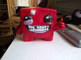 Super Meat Boy by Alluune