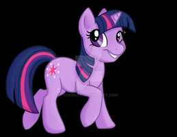 Mini Stand Up Twilight by Sciggles