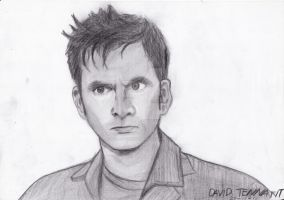 David Tennant by poetxonxjunex91