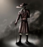 Plague Doctor by deagon01