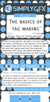 Tag Making Basics - PART 1 - text, focals, etc by SimplyGFX