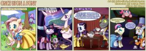 Once upon a Pony part1 by Solar-Slash