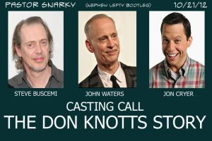 Don Knotts casting call by lancgodwin