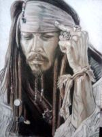 Jack Sparrow by zara2020