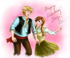 C'mon, Kristoff! by SailorShana8