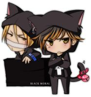 RUKI and REITA from the GazettE 009 by happideath