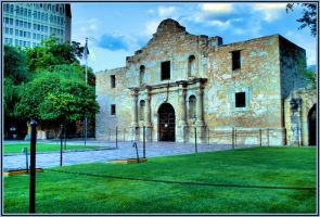 The Alamo HDR by TThealer56