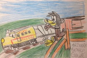 Comment if you Love Trains by WolfGang-Jake