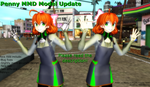 .:MMD:. PENNY FULL UPDATE by Miku-Nyan02