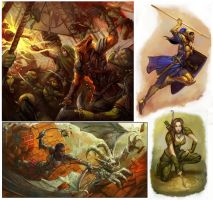WotC: Martial Power 2 by juliedillon