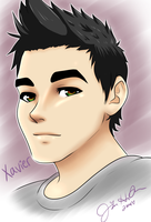 Xavier by MamaGizzy