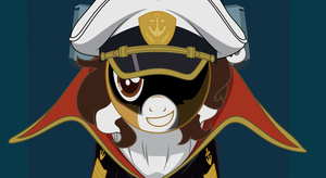 Admiral Honeycrisp by Xalcer13