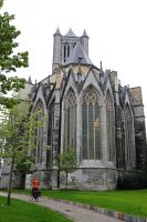 Gent Cathedral-2 by Rea-the-squirrel