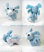 Windtiger Plush by Lithe-Fider