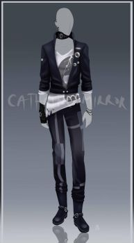 (CLOSED) Adopt Auction - Outfit 19 by cathrine6mirror