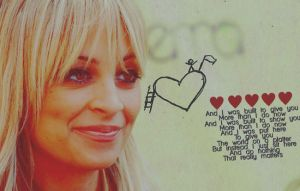 Nicole Richie blend 4 by sexylove555