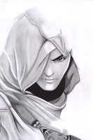 Altair  AC Manga Version by Siff-Moonshine