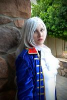 Female Prussia 2 by SmolderingFlame