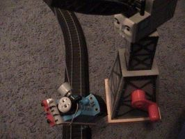Thomas' Wild side. by Blockwave