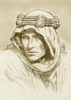 The man from Arabia by Vranckx