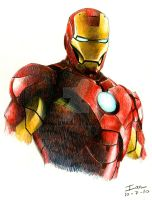 IRONMAN Mk. III by Ghostrider21