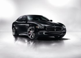 Maserati Quattroporte by TheCarloos