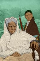 Harriet Tubman by Pylo