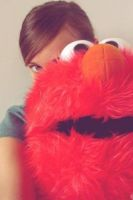 Elmo by dulce1obsesion2pink3
