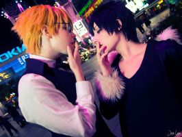Durarara!!: Sharing a light by SNTP