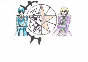 Request: Ciel and Alois by dat0cupcake0tho