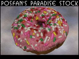 Donut by poserfan-stock