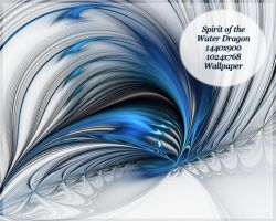 Spirit of the Water Dragon WP by NatalieKelsey