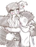 A Little Bit Of Love For Santa by Laven96