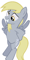 Derpy Hooves Vector by tootootaloo