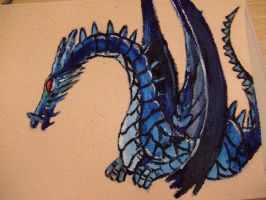 Tales From Earthsea BlueDragon by Sentoki