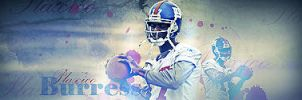 Plaxico Burress by metalhdmh