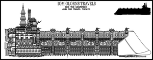 Orlorns Travels by Lineartbob