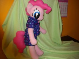 Pinkie Pie Is Ready For Bed by digigirl789