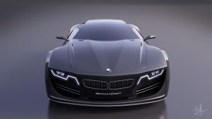 Bmw Eule 4 by wilzoon
