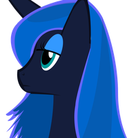 Bo2 Princess Luna Wet Mane Emblem by ThatBronyLuminous