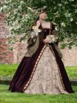 Medieval costume by Lady-Lionheart