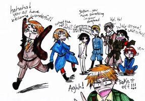 Hetalia everyone is wonderfull by SugarParty206