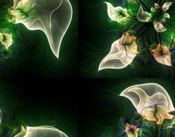 Fractal Lilly by fredbook10
