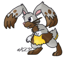 PKMN-Hazel the Diggersby