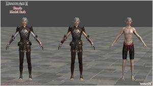 Dragon Age II: Fenris Model Pack by Berserker79